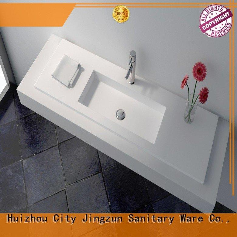Hot solid surface countertop options jz9003 jz9017 jz9061 JINZUN Brand