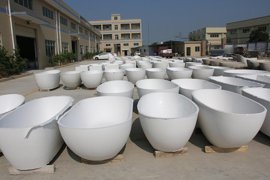 Workshop-Jingzun Solid Surface Bath Products