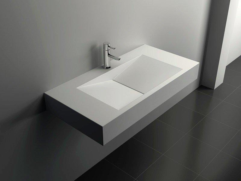 挂墙式洗手盆JZ1037