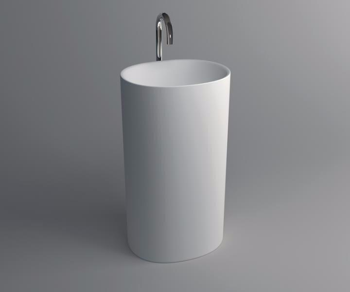 落地式洗手盆JZ2008