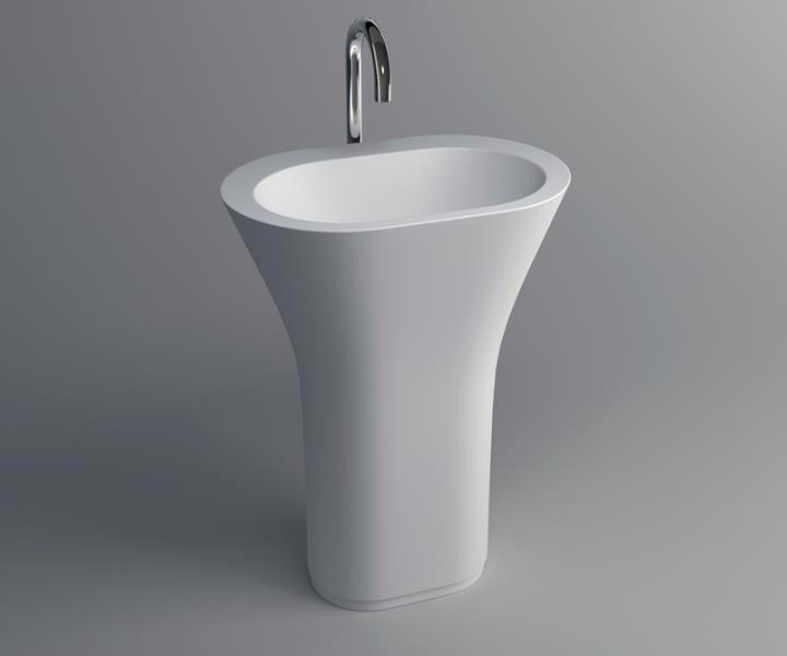 落地式洗手盆JZ2003
