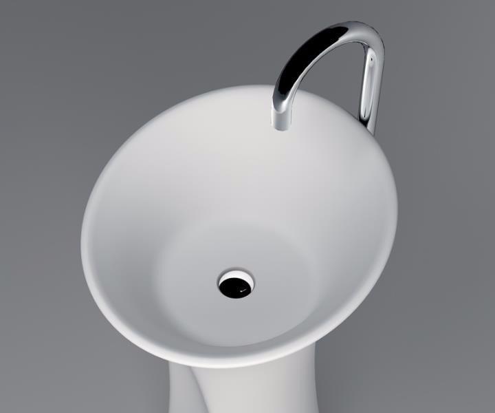落地式洗手盆JZ2007
