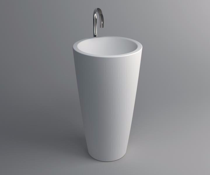 落地式洗手盆JZ2010