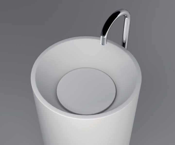 落地式洗手盆JZ2011