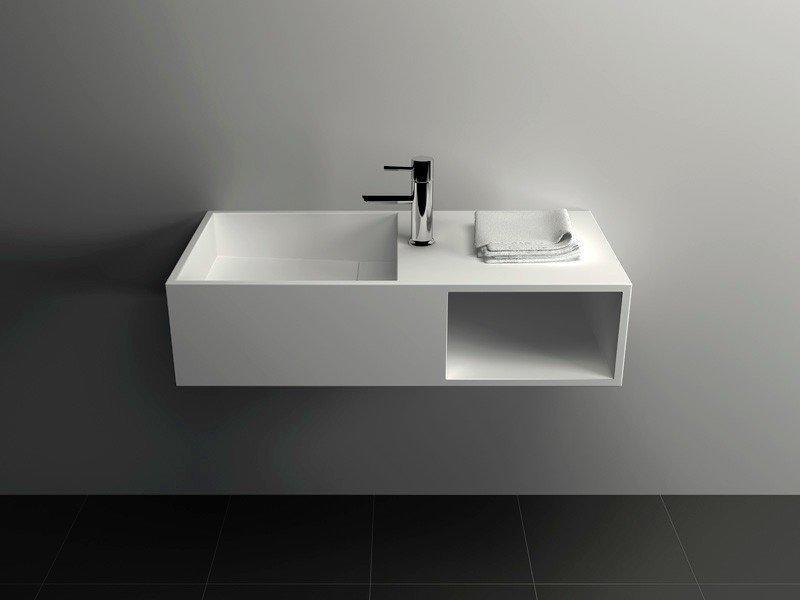 挂墙式洗手盆JZ1004