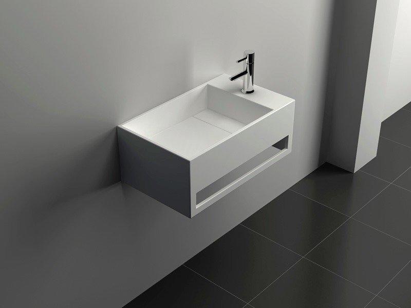 挂墙式洗手盆JZ1007