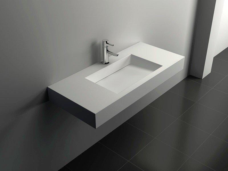 挂墙式洗手盆JZ1033