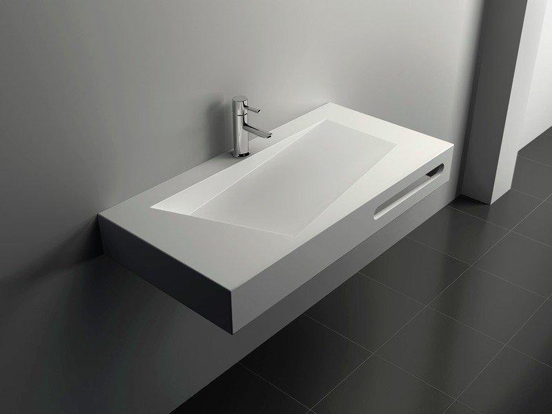 挂墙式洗手盆JZ1038