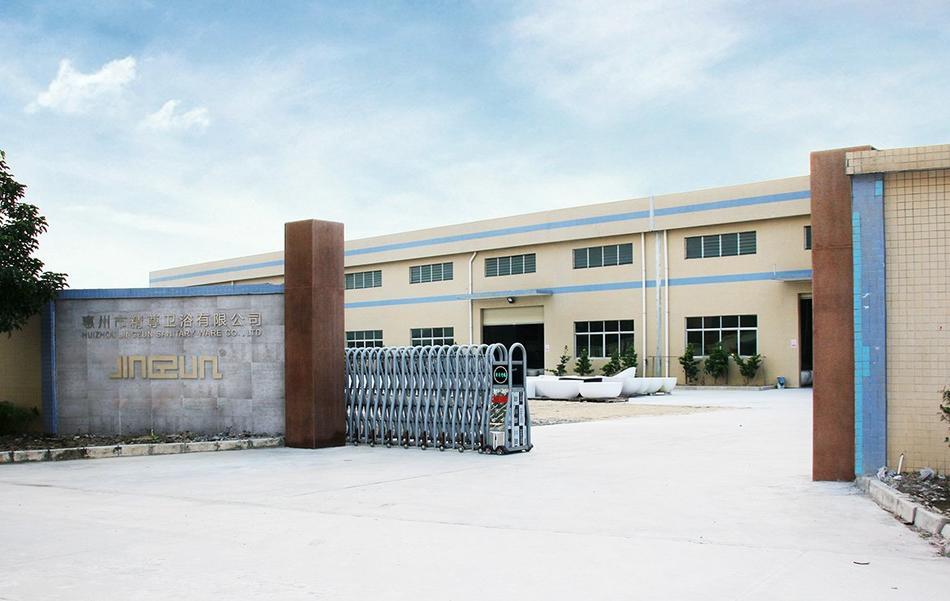 Jingzun Factory Tour-Jingzun solid surface bath