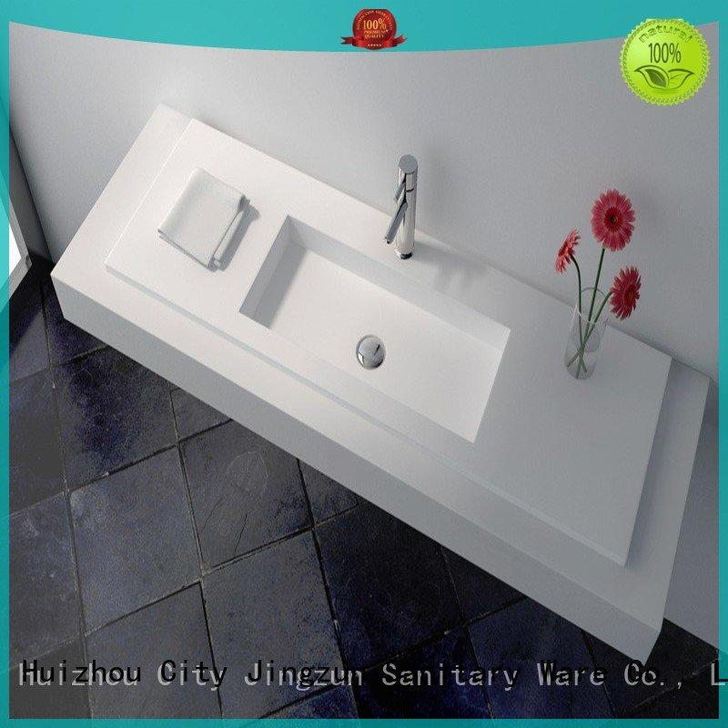 jz90 Solid Surface Wash Basin jz9026 jz9008 JINZUN