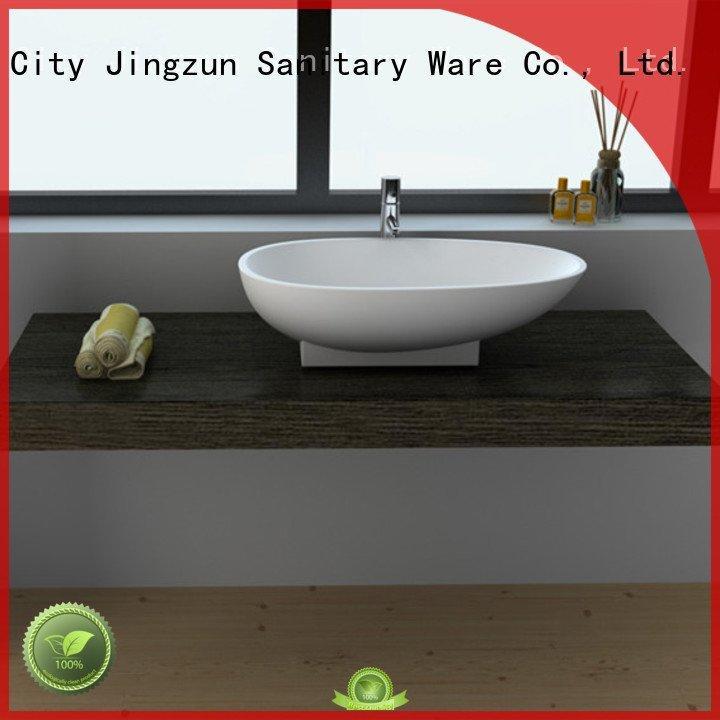 jz9018 jz9025 JINZUN solid surface countertop options