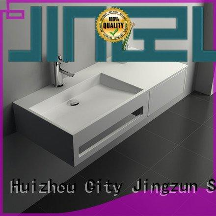 solid surface products mount surface solid surface cabinets JINZUN Brand