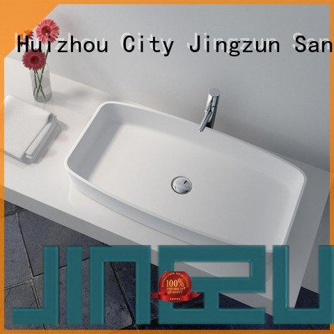 solid surface countertop options jz9002 Solid Surface Wash Basin jz9008