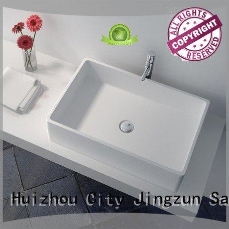 solid surface countertop options jz9013 jz9035 JINZUN Brand