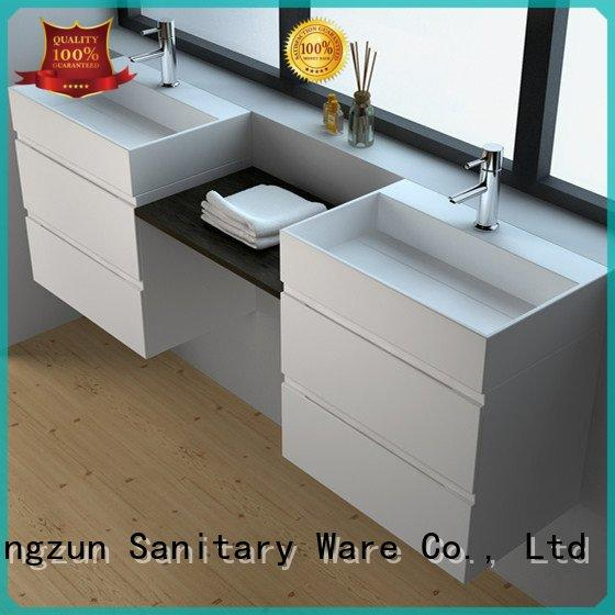Solid Surface Seamless Cabinet series