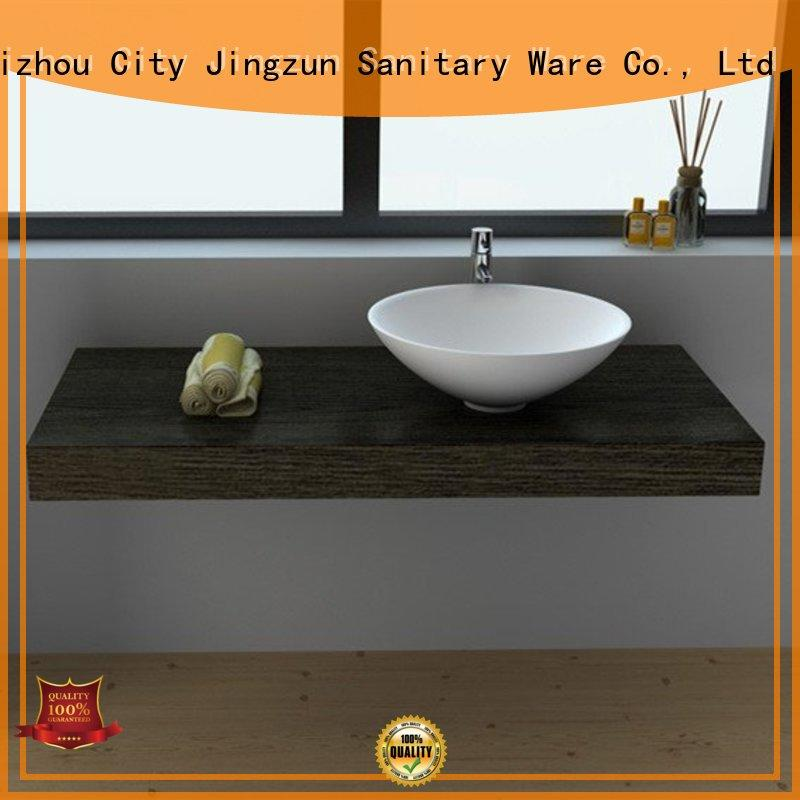 utilitystone bathroom basinssurface size for apartment